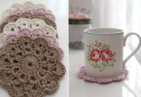 Crochet Coasters (Free Pattern)