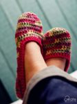 Crochet Slippers (Free Pattern)