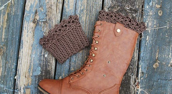Cute Cuffs Free Crochet Pattern